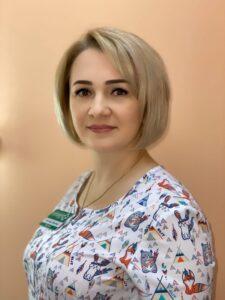 Гришунина Светлана Юрьевна
